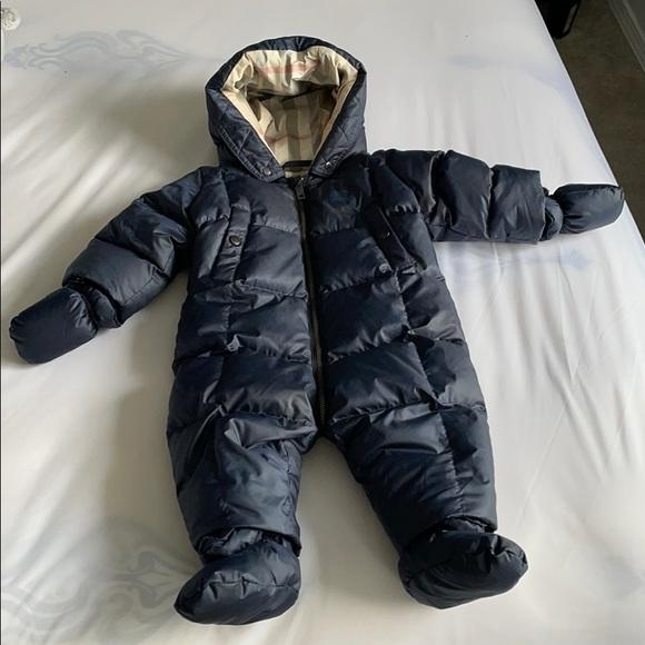 Burberry Infant Ski suit